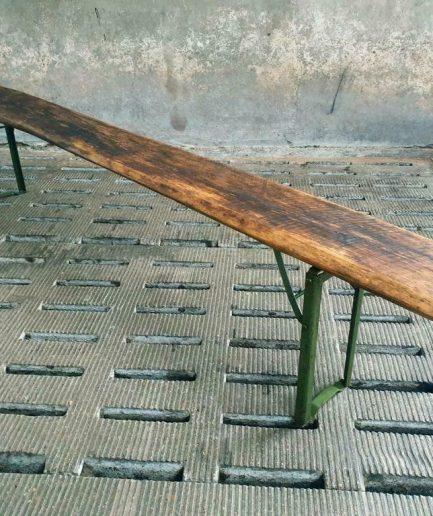 Eikenhouten tuinbank inklapbaar 220 cm (1)