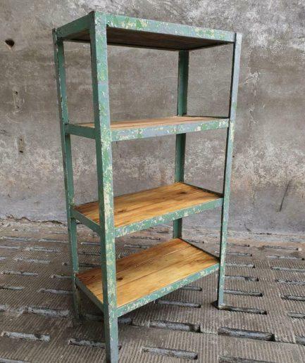 Industrial shelving unit kitchen rack or shoe rack